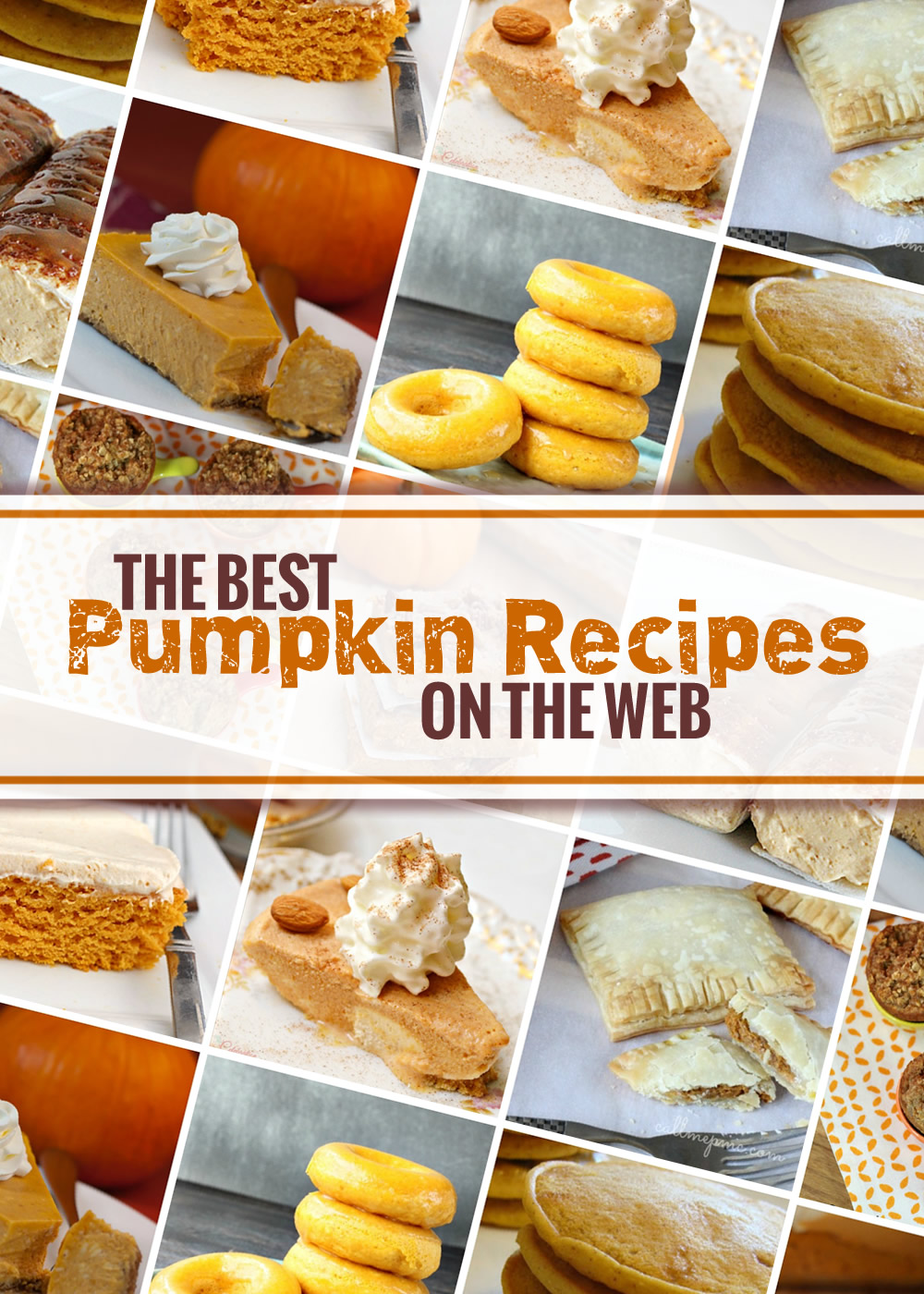 15 of the best pumpkin recipes for fall!