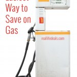 This is the easiest way I have found to save at the pump!