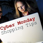 4 tips to help with your Cyber Monday shopping this year!