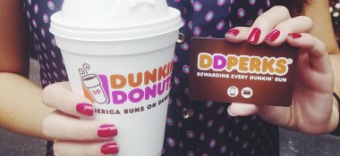 Dunkin' Donuts DD Perks Rewards Program – Yum!