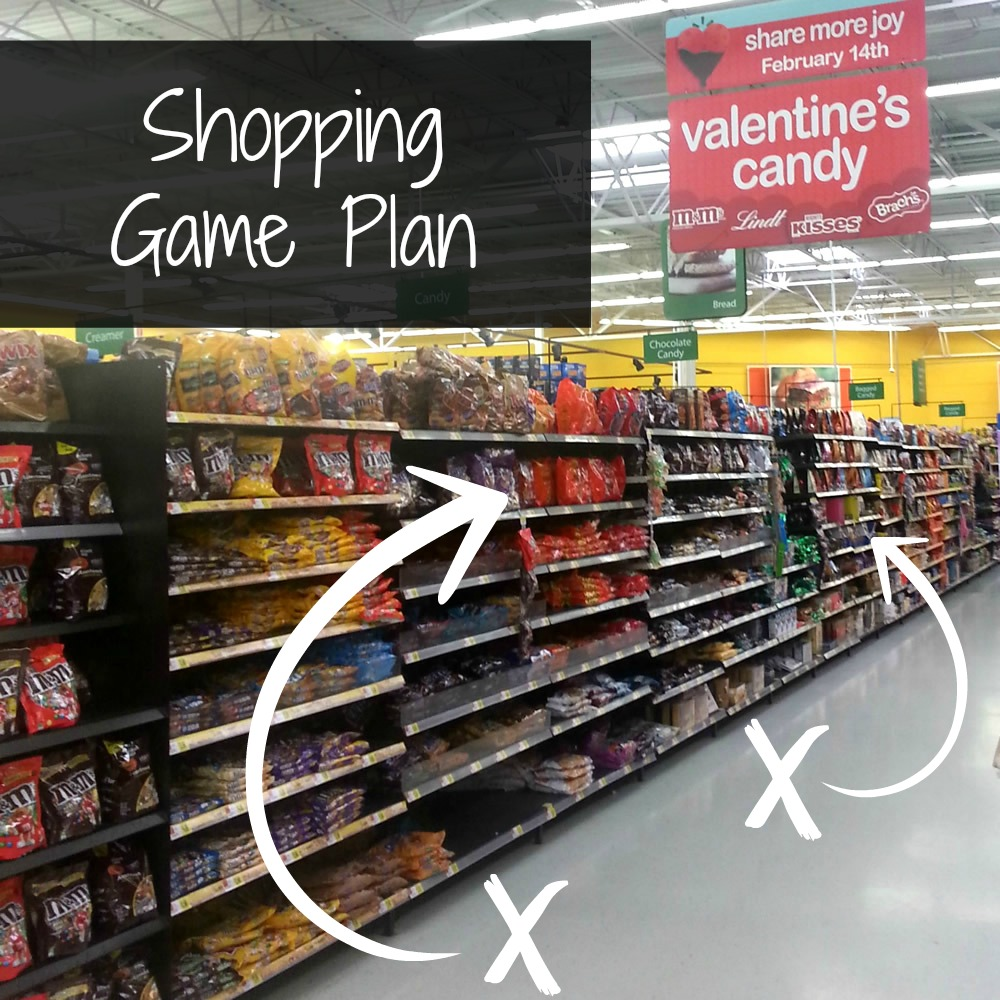 Shopping Game Plan for the big game! #ad #BigGameTreats #cbias