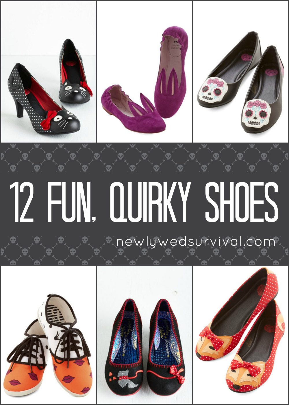 Add Some Fun, Quirky Shoes to Your Wardrobe this Spring