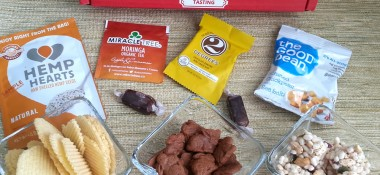 All-Natural Snacks with a Purpose