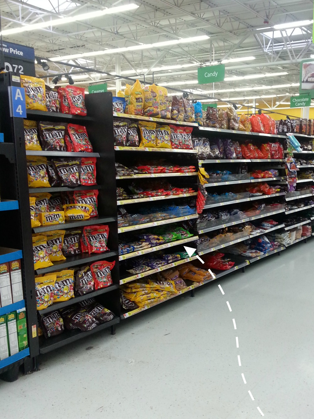 M&M's® Crispy at Walmart #CrispyIsBack #ad