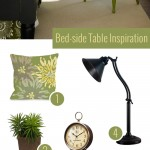 Get the Look: Beach Style Bed-Side Table on a Budget