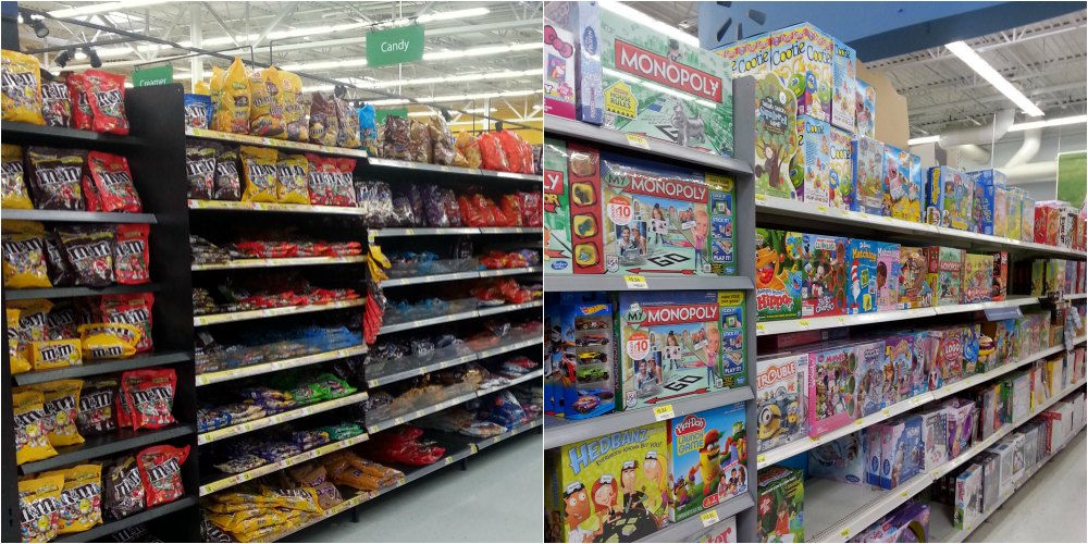 Easy shopping for #GameNightIn with Walmart! #ad #cbias