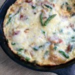 Brunch Recipe: Prosciutto, Asparagus and Rosemary Fries Frittata