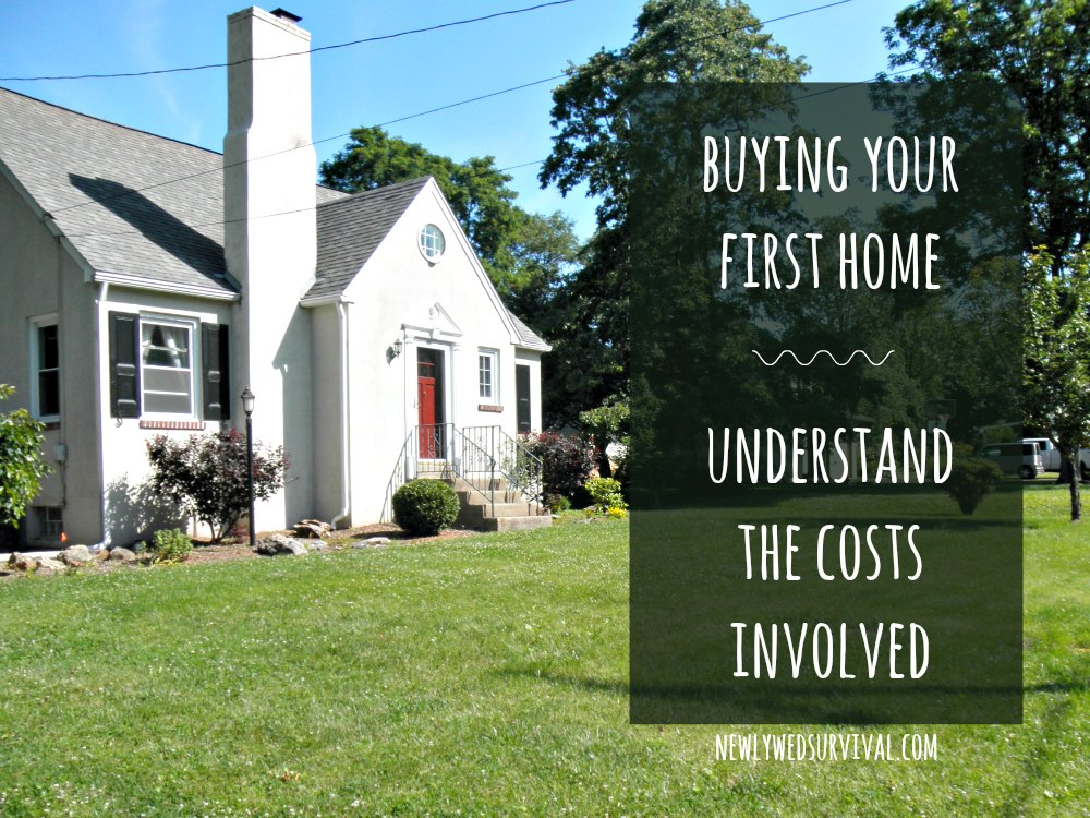 Understanding the costs of buying a home #CapitalOneHome