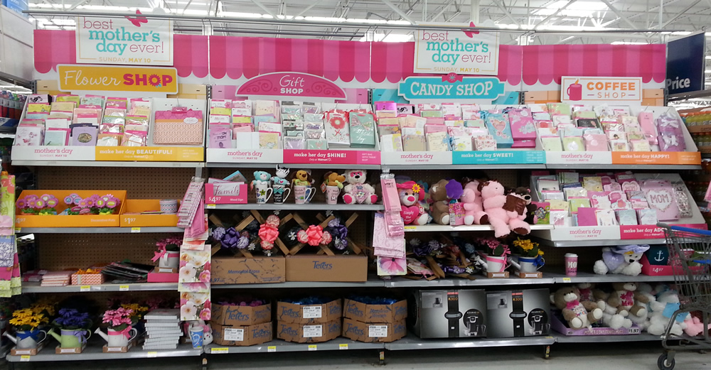 American Greetings One-Stop Shop for Mother's Day #BestMomsDayEver @Walmart #ad
