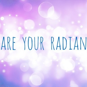Share your radiance #TrulyRadiantSmile