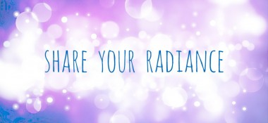 Share Your Radiance – Smile