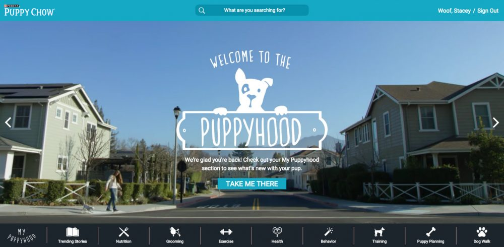 Welcome to the puppyhood! #MyPuppyHood A great resource for puppy owners.