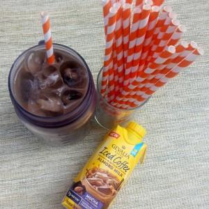 My New Summer Coffee Solution #GevaliaIcedCoffee