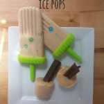 Peanut Butter Swirl Ice Pops - For You and Your Dog!