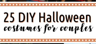 25 DIY Halloween costumes for couples
