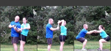 Building Muscle as a Couple with Partner Exercises