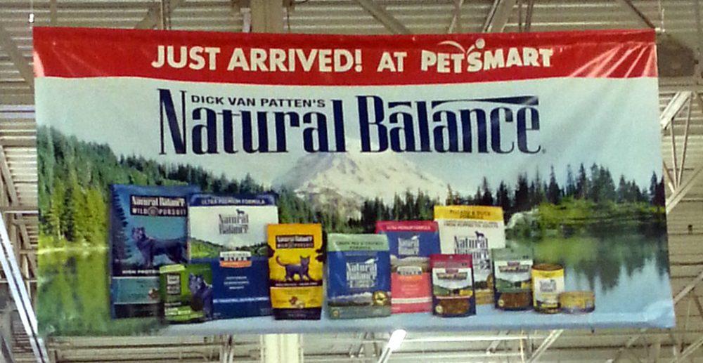 Just arrived at PetSmart Natural Balance #PetSmartStory