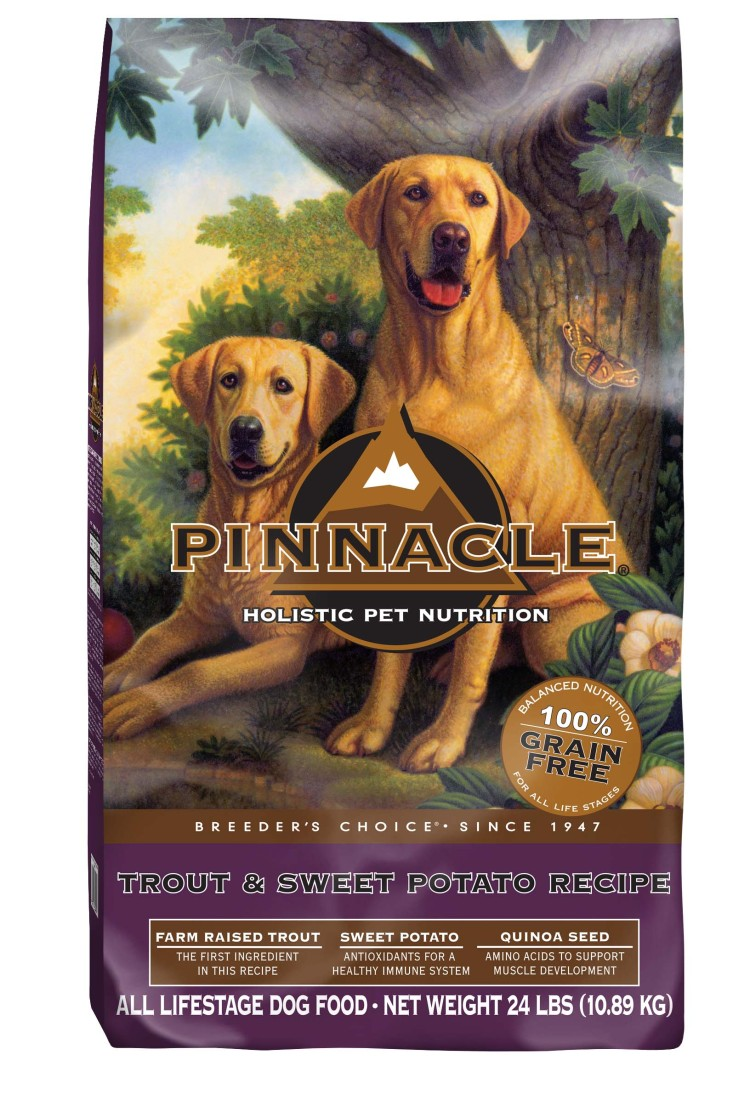Pinnacle holistic nutrition #PinnacleHealthyPets