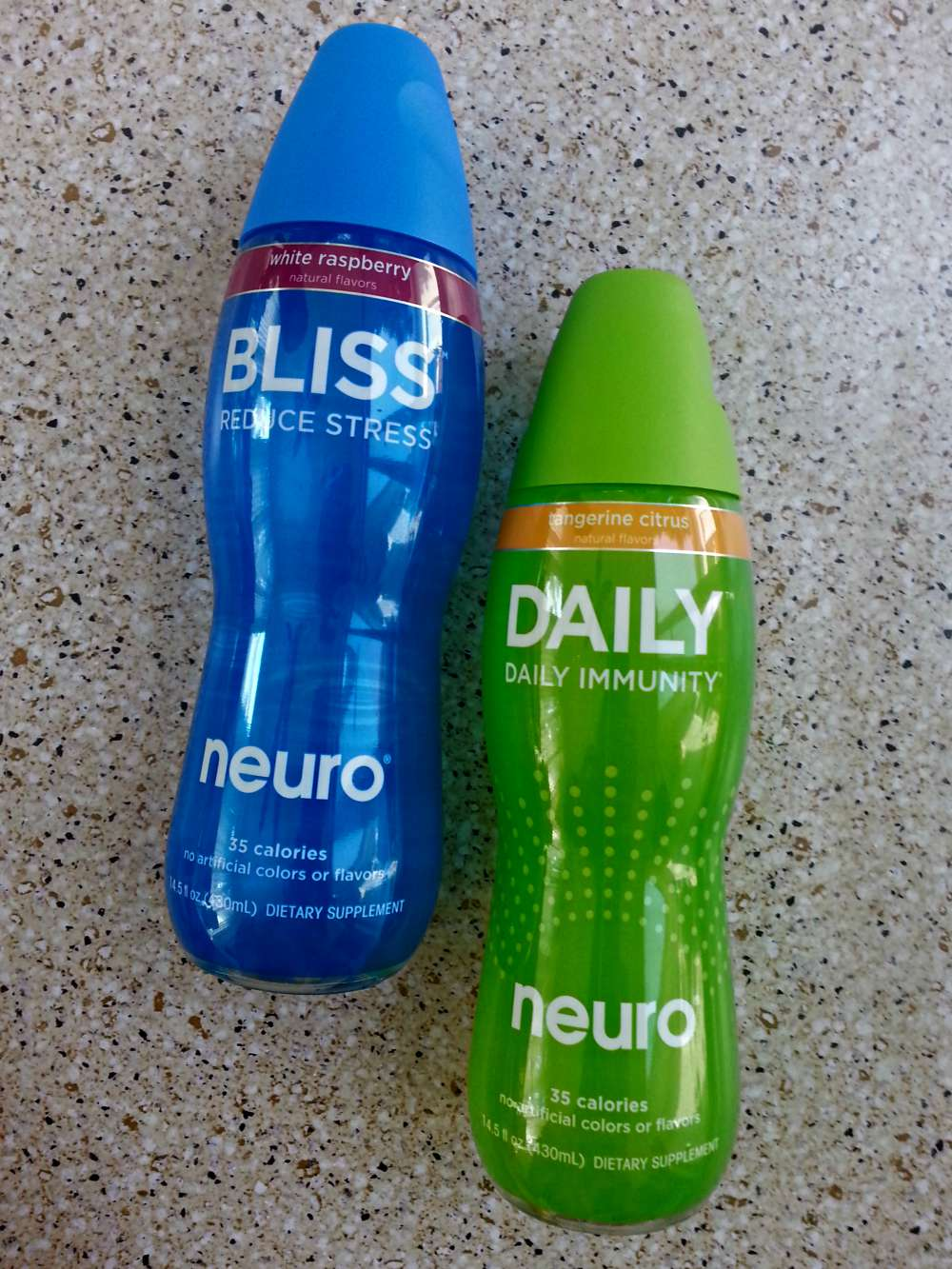 Neuro Bliss and Neuro Daily #SipandBeFit