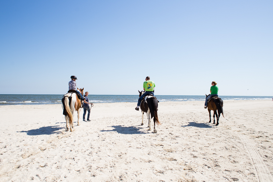 Horseback riding on the beach in Gulf County Florida #GCFLnofilter