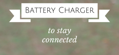#Win Voltaic Solar Battery Charger from @HobbiesBudget {ends 11/7} #giveaway