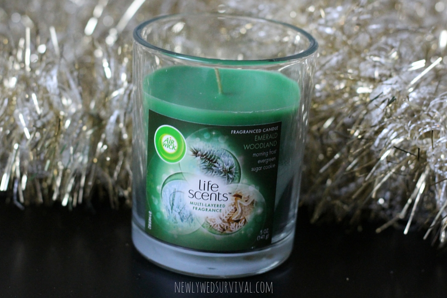 Air Wick Holiday Life Scents - Emerald Woodland