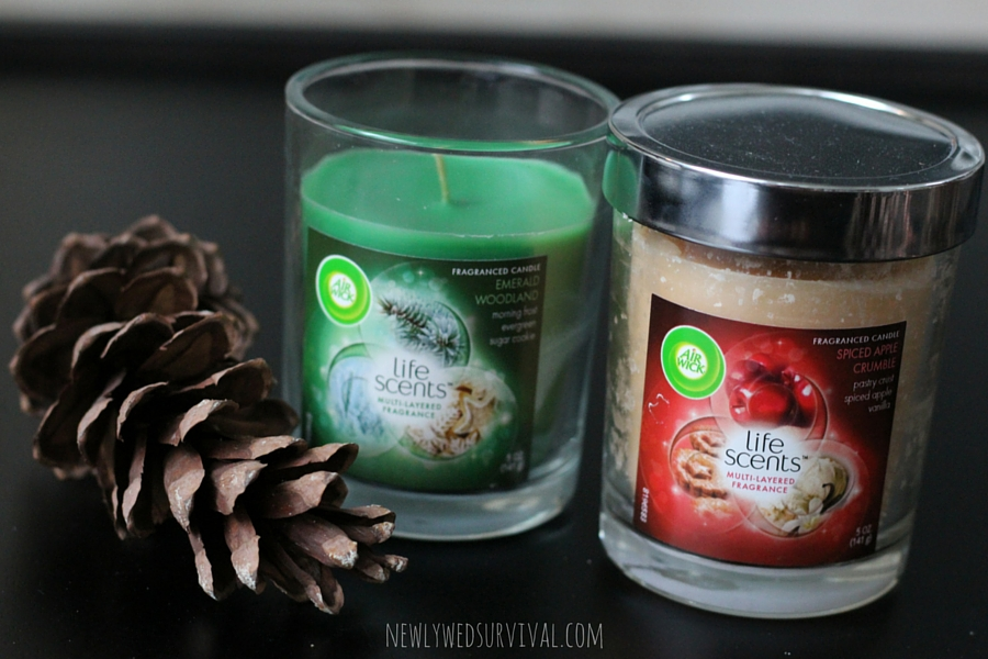 Air Wick Holiday Life Scents
