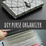 DIY purse organizer for date night essentials #BeHealthyForEveryPartofLife