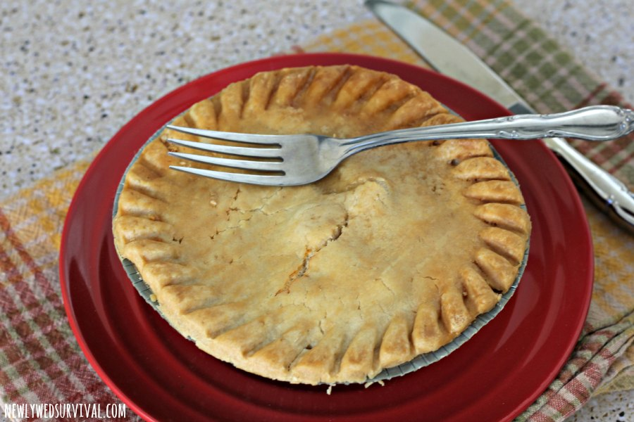 Marie Callenders turkey pot pie