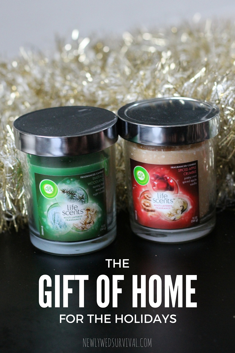 The Gift of Home for the Holidays