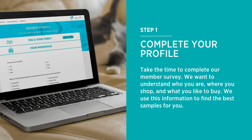 PINCHme - get free samples #SampleTuesday