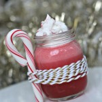 Candy Cane Dessert Minis Recipe #SweetenTheSeason #CookingUpHolidays