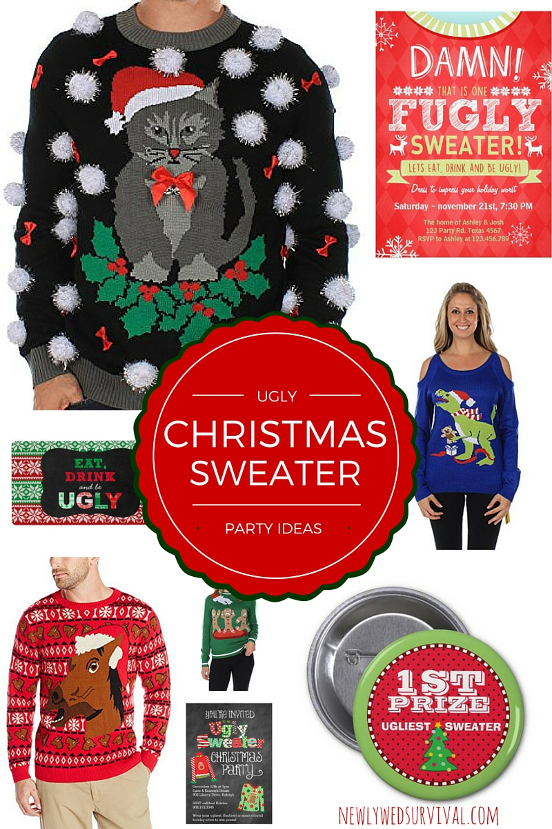 Rock Your Ugly Christmas Sweater: Anne Marie