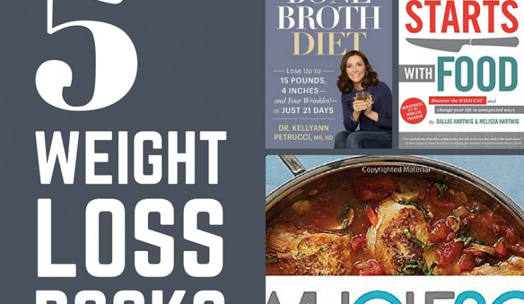 Top 5 Best-Selling Weight Loss Books