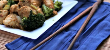 Easy General Tso Chicken Recipe - at home! #EastMadeEasy with Blue Dragon