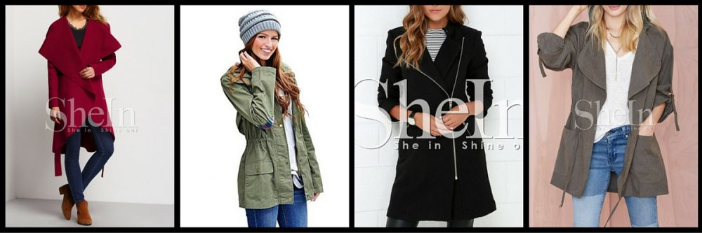 Long spring jackets for women