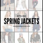 17 stylish spring jackets for women