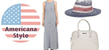 Easy, Breezy Americana Style for the Fourth of July