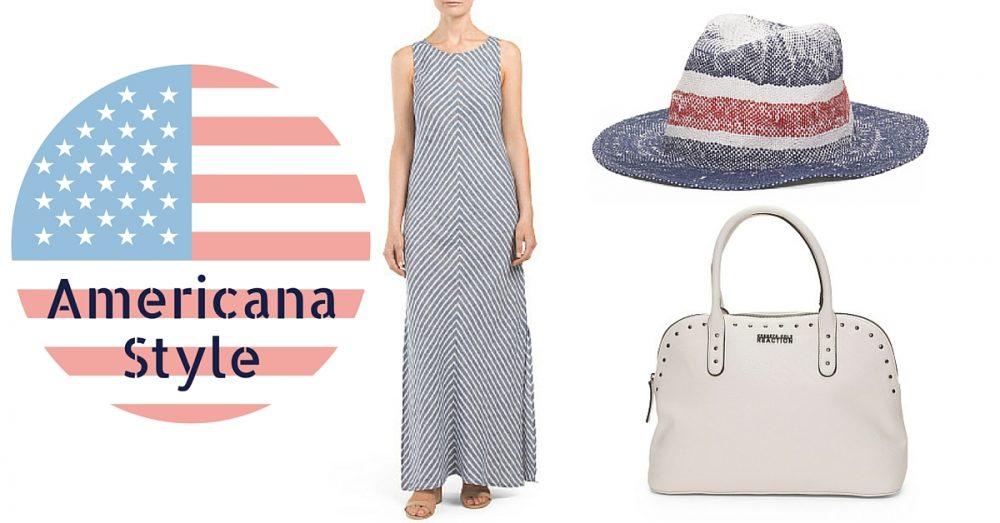 Americana Style at TJ Maxx
