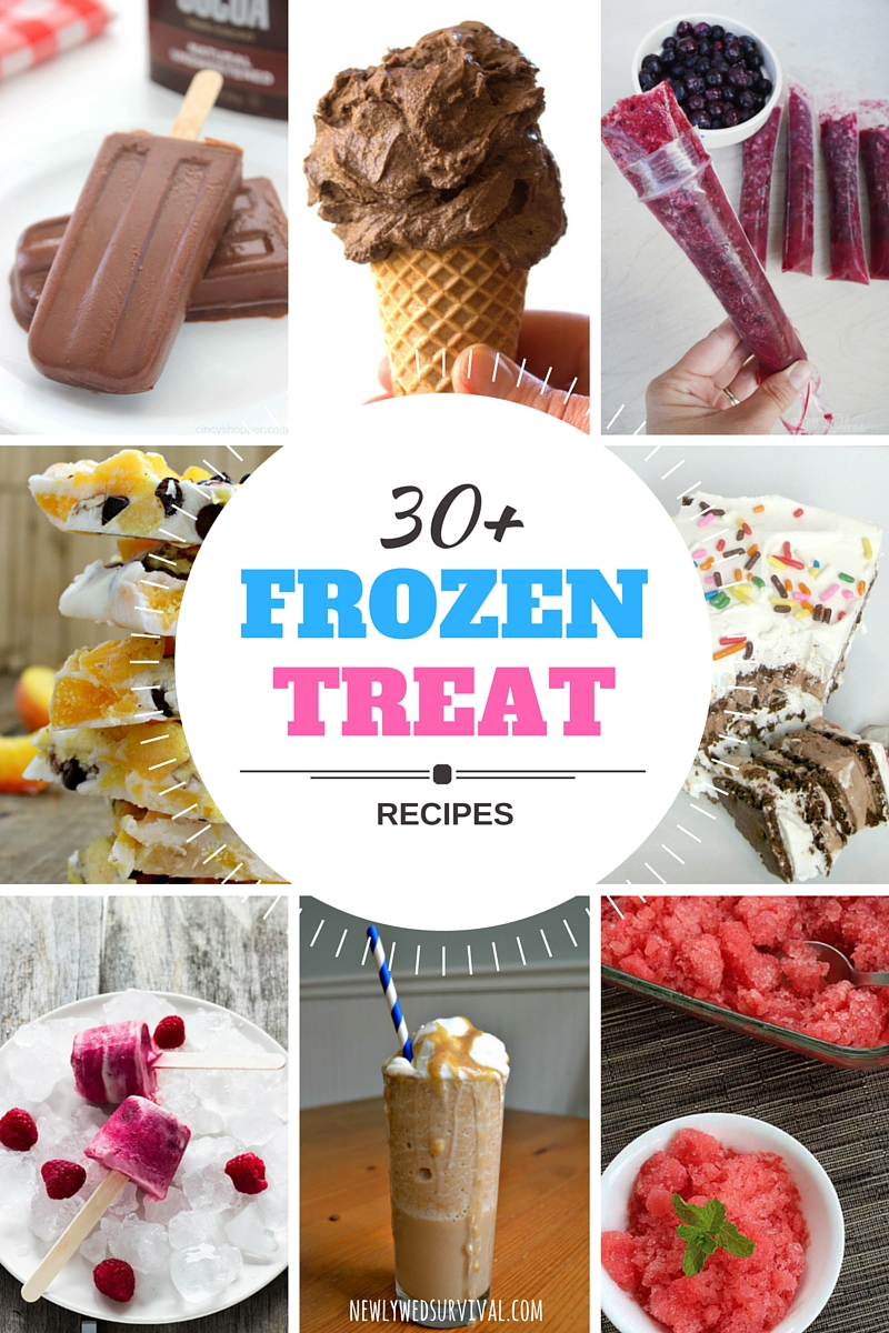 The Best No Churn Frozen Treats To Cool You Off This