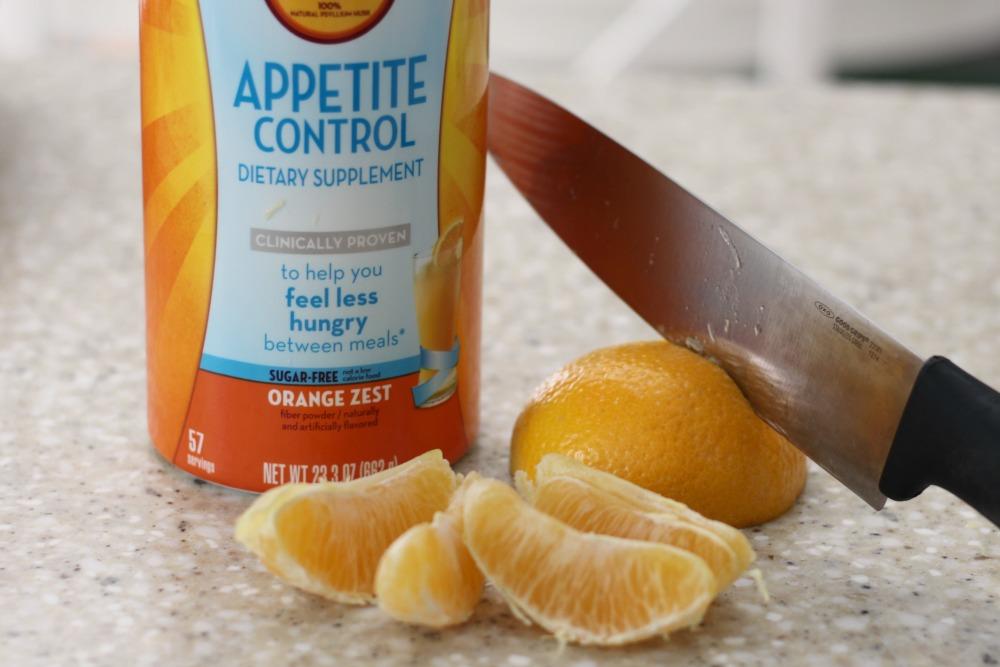 Meta Appetite Control - Orange Zest flavor
