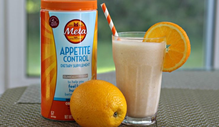 Orange Creamsicle Smoothie – Delicious and Filling!