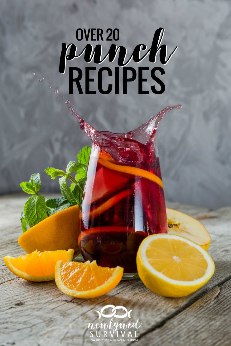20+ punch recipes perfect for your next party