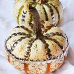 Easy DIY: Upholstery Tack Pumpkins