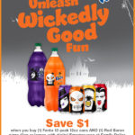 Save $1 on Fanta at Family Dollar