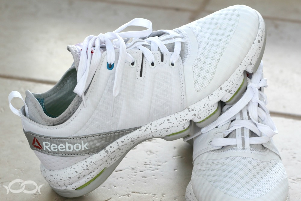 10000 steps with Reebok CloudRide DMX walking shoes #ReebokCloudRide #IC