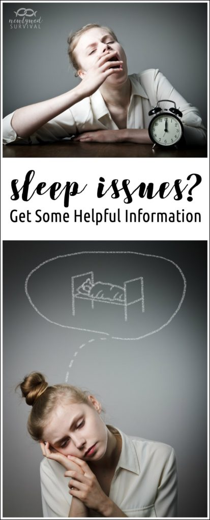 Having Sleep Issues? Get Some Helpful Information #BeyondTired