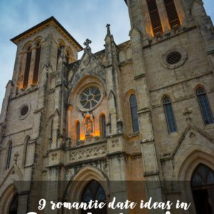 9 Romantic Date Ideas in San Antonio