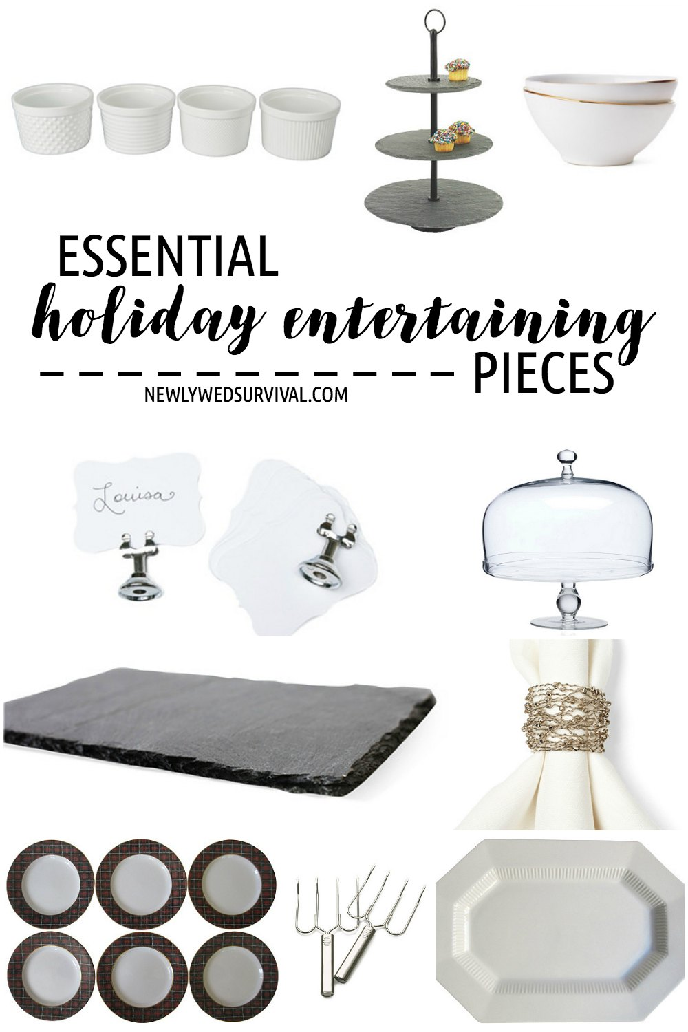 Essential Holiday Entertaining Pieces