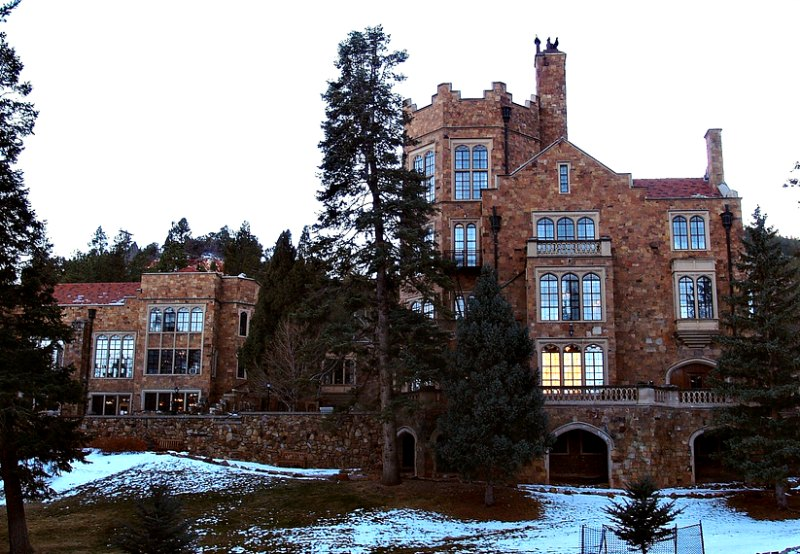 Unique Date Idea: Tea Time at Glen Eyrie in Colorado Springs, Co